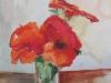 Vaso con flores II